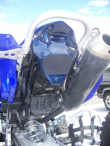 09 FourWerx Carbon X  450 Real Carbon Fiber Frame Guards Yamaha Yfz450R